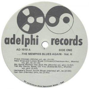 adelphi records