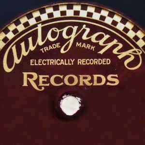 autograph records