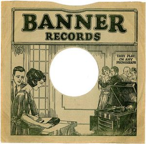 banner records