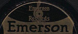 emerson records